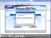 Recover My Files 4.6.8.1012 (2010) Русский + Английский