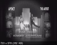 ������ / The Artist (2011) DVD9 + DVD5