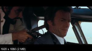 Грязный Гарри 2: Сила магнума / Высшая сила / Dirty Harry 2: Magnum Force (1973) BDRip 1080/720p + HDRip 2100/1400/700 MB