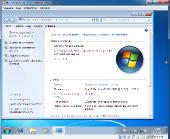 Windows 7 Ultimate SP1 x86 Blue Moon (Апрель 2013)