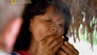 Секреты народной медицины: Исцеление галлюциногенами / National Geographic.The Witch Doctor Will See You Now: Hallucinogenic healing (2011) SatRip
