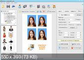 Фото на документы Профи 6.0 Portable by Strelec (2013/RUS)