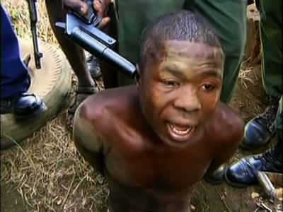 Бриллианты войны: Кровавые африканские алмазы / National Geographic. Diamonds of War: Africa's Blood Diamonds (2002) DVDRip