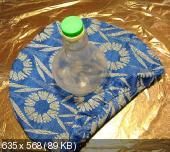 Креативный горшок из ткани 054600ce3674bb49e49d8d32f9be6647