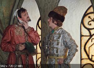 Иван Васильевич меняет профессию (1973) BDRip 720p