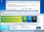 Microsoft Windows 7 SP1 IE10+ RUS-ENG x86-x64 -18in1- Activated (AIO) 2013