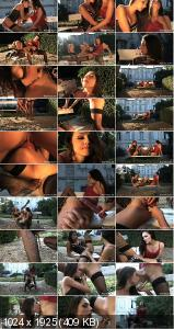Aletta Ocean, Zafira - Legendary lesbian scene with Aletta Ocean and Zafira (2013) HD 1080p