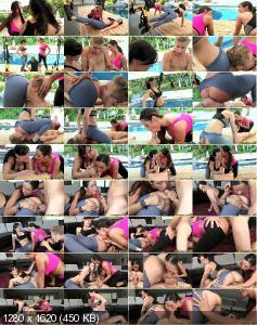 Ariella Ferrera, Kendra Lust - Tag team (2013) SiteRip
