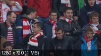 Футбол. Чемпионат России 2012-13 / 25-й тур / ЦСКА - Спартак Москва (2013) HDTV 720p + HDTVRip