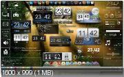 XWidget 1.8.3.415 + Gadget Pack