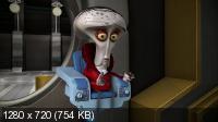 Монстры против Пришельцев [1 сезон] / Monsters vs. Aliens (2013) WEB-DL 720p + WEB-DLRip