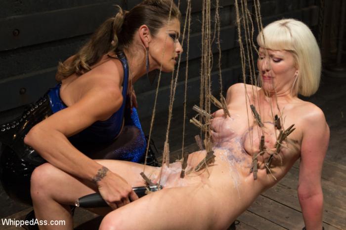 Girls Crying Lesbian Bondage