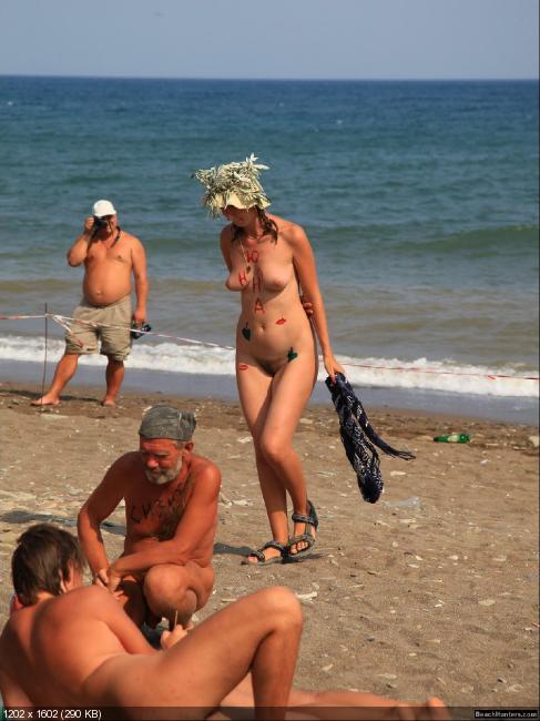 фото нудистов европы смотреть