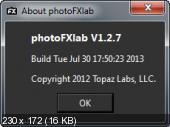 Topaz photoFXlab 1.2.7