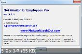 Network LookOut Net Monitor for Employees Professional 4.9.11.1