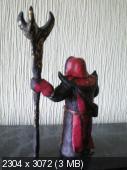 warlock-_figurka_iz_plastiki