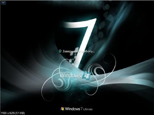Windows 7 Ultimate x64 SiBeRiA V 0.8 (2014/RUS)