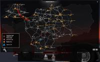 Euro Truck Simulator 2 *v.1.8.2.5s +3 DLC* (2012/RUS/Repack by xatab)