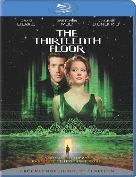 Тринадцатый этаж / The Thirteenth Floor (1999) BDRip 1080p