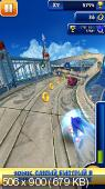 [Android] Sonic Dash - v1.9.1 (2014) [RUS] [ENG]