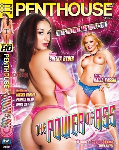 The Power of Ass (2014/DVDRip)