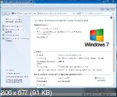 Windows 7 Ultimate SP1 Elgujakviso Edition v23.01.14 (x86/RUS)