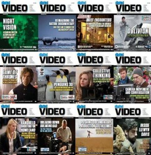 Digital Video - Full Year Collection 2013