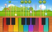 [Android 2.1] Веселое Детское Фортепиано - v1.3.6 (2014) [RUS]