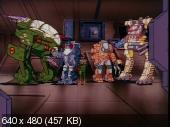 ����������� ��������� ���������� ����� / �������� / Exosquad [01-52 �� 52] (1993-1994) DVDRip-AVC   DUB   iPhone