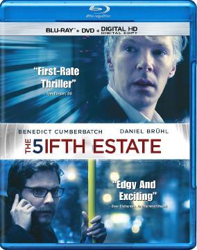 Пятая власть / The Fifth Estate (2013) BDRip 720p