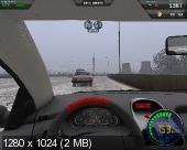 Автобан зима (2011) PC