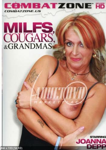 Мамочки, Пумы, И Бабульки #1 / MILFs, Cougars, And Grandmas #1 (2011)
