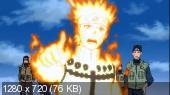 Наруто: Ураганные хроники / Naruto: Shippuuden [285-470] (2013-2016) HDTVRip 720p | RainDeath