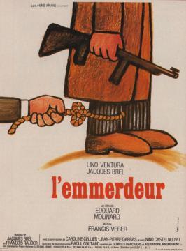 Зануда / L'Emmerdeur (1973) BDRip 1080p от HDReactor