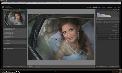 Видеоурок photoshop Цветокоррекция свадебной фотографии