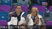 XXII Зимниe Олимпийскиe игры. Фигурное катание. Спортивные пары. Произвольная программа [Спорт 1 HD] [12.02] (2014) HDTVRip
