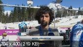 XXII Зимние Олимпийские игры. Лыжные гонки. Женщины. Эстафета 4x5 км [15.02] (2014) HDTVRip