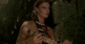 Зов белокурой богини / Страсть к вуду / Voodoo Passion (1977) BDRip 720p 1080p