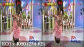 Idoling!!! / 3D Горизонтальная анаморфная