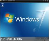 Windows 7 Ultimate SP1 Elgujakviso Edition v.22.02.14 (х86/x64/RUS/2014)