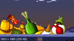 Worms Antology (1996-2013/RUS/ENG/MULTI/RePack)