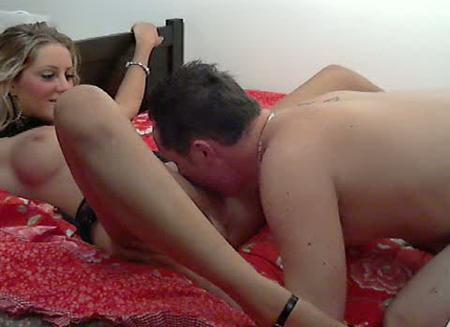 Занялись онлайн сексом перед вебкой