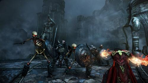 Castlevania: Lords of Shadow 2 (Xbox360/RUS)