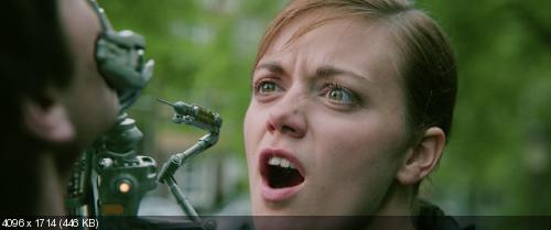 ����� ����� / Tears of Steel (2012) 4K DMRip