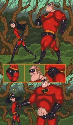 incredibles Porn comic the
