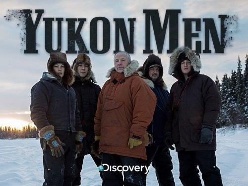 Discovery Channel: Парни с Юкона / Discovery Channel: Yokon Men [Сезон 1] (2012) SATRip