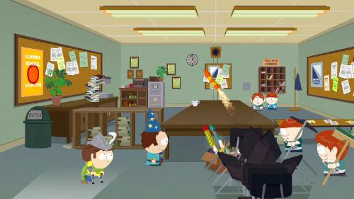 South Park: The Stick of Truth / Южный Парк: Палка Истины (Xbox360/RUS)
