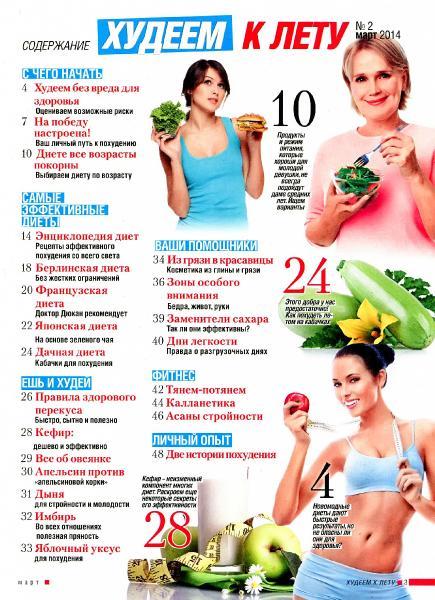 Диета для похудения после 50 лет для женщин