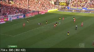 Футбол. Чемпионат Германии 2013-14. 24 тур. Обзор матчей [10.03] (2014) HDTVRip