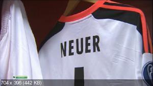 Футбол. Лига Чемпионов 2013-2014. 1/8 финала. Ответный матч. Бавария (Германия) - Арсенал (Англия) [11.03] (2014) HDTVRip